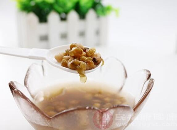 绿豆汤的作用和功效 这样做绿豆沙营养又美味哟